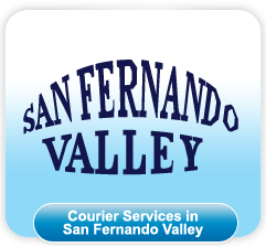 Courier Services San Fernando Valley